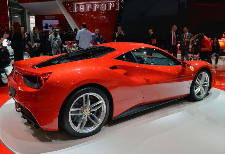 Ferrari 488 GTB price
