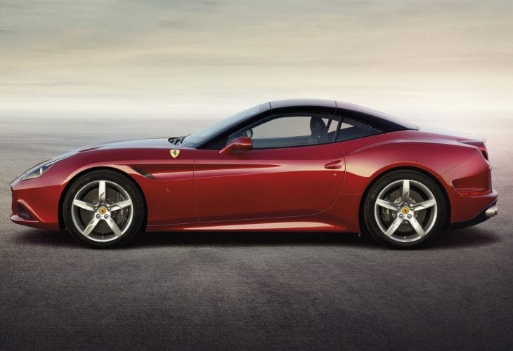 Ferrari California T review stresses FF dilemma