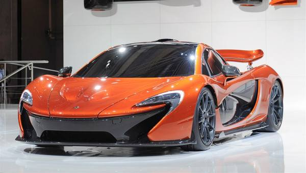 Ferrari F150 and McLaren P1 specs pitted at Geneva ...