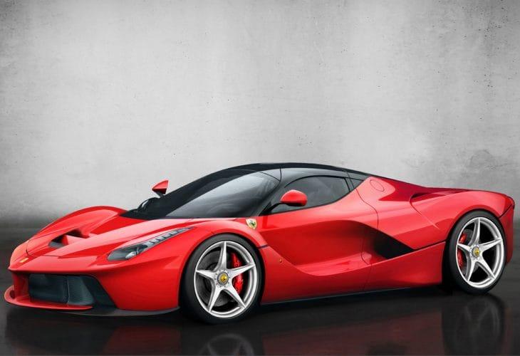 Ferrari LaFerrari $3.4 million price premium