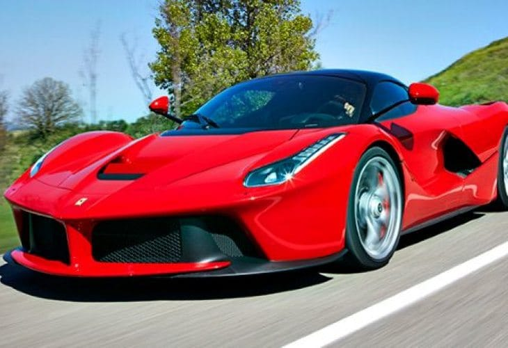 Ferrari LaFerrari Top Gear review, not the episode