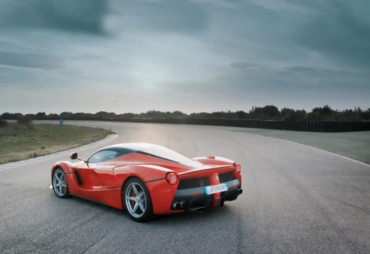 Ferrari LaFerrari Top Gear review
