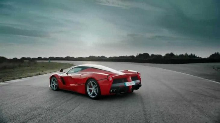 Ferrari LaFerrari review verdict imminent