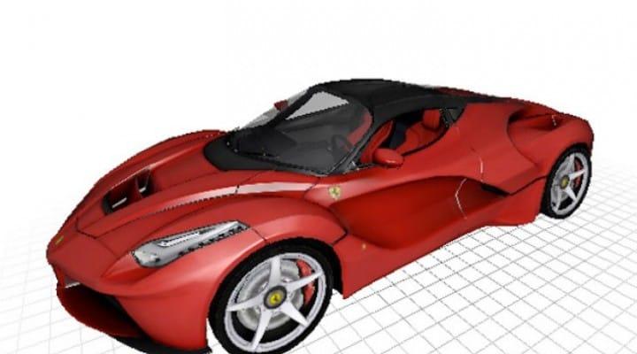 Ferrari LaFerrari reviewed from all angles