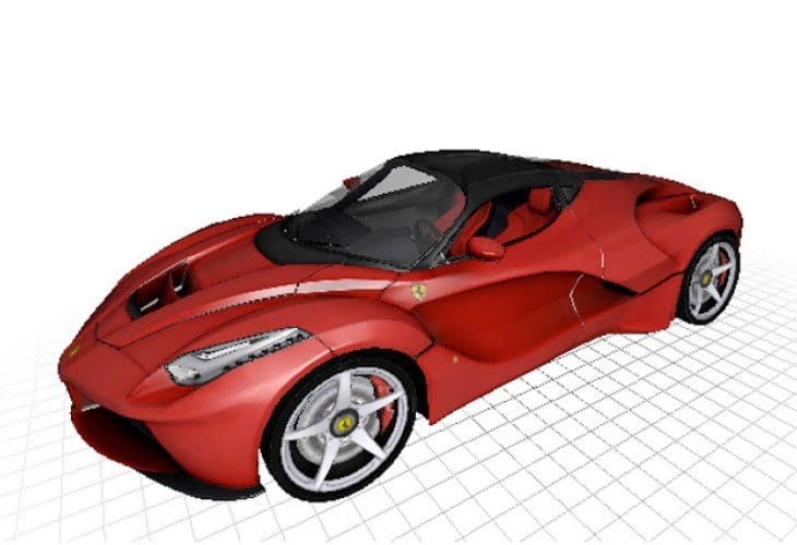 Ferrari LaFerrari reviewed from all angles