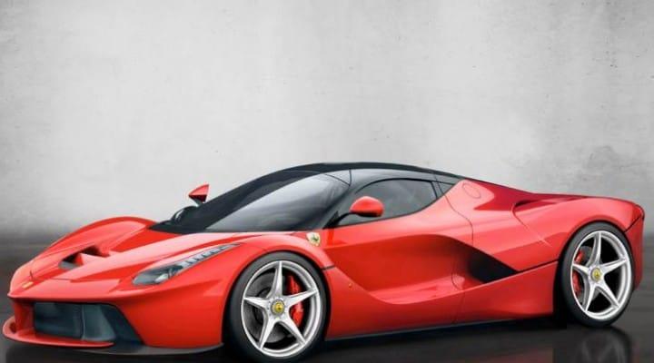 Ferrari LaFerrari track-only Ferrari FXX wannabe still likely