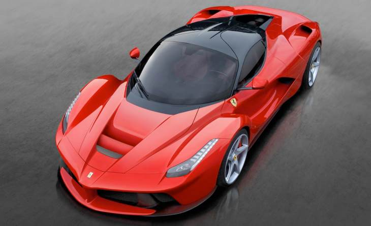 Ferrari LaFerrari track-only version