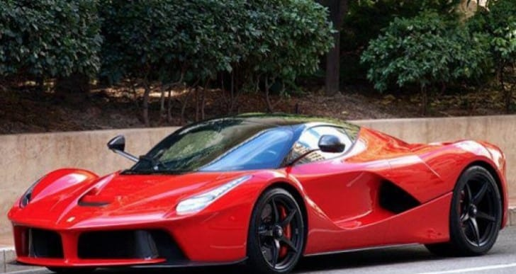 Ferrari LaFerrari vs. P1, 918 Spyder – Winner not so clear
