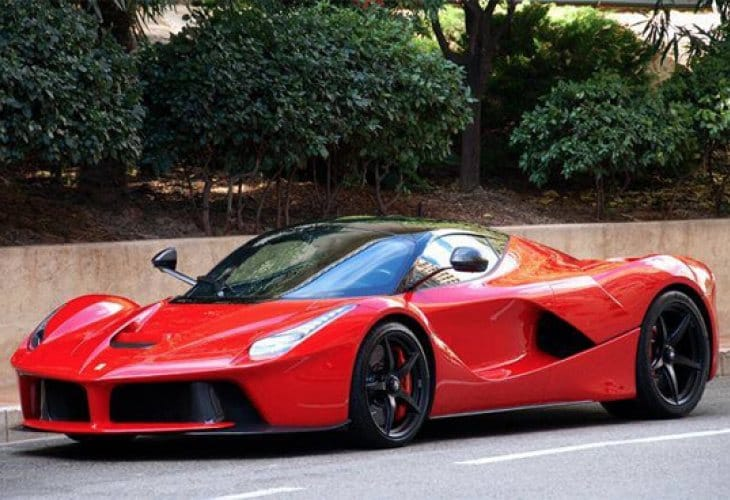 Ferrari LaFerrari vs. P1, 918 Spyder winner not so clear