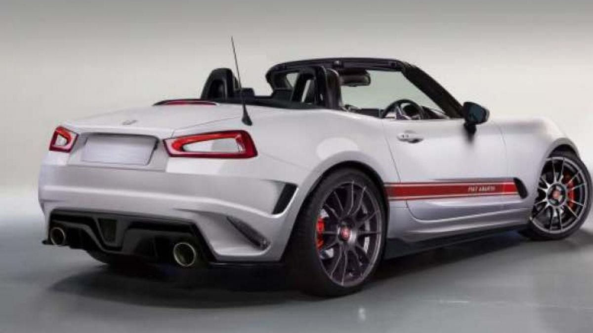 Fiat 124 Spider Abarth Specs Teased Product Reviews Net