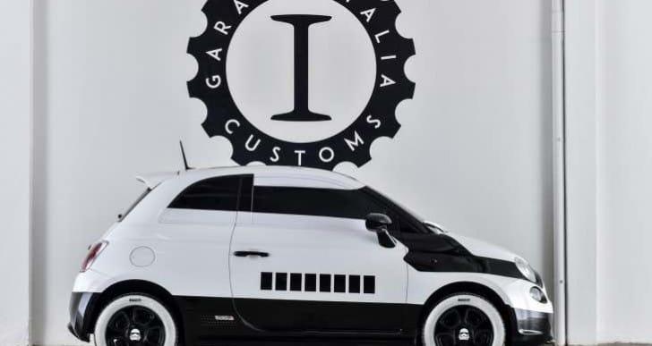 Fiat 500 Star Wars design not a customization option