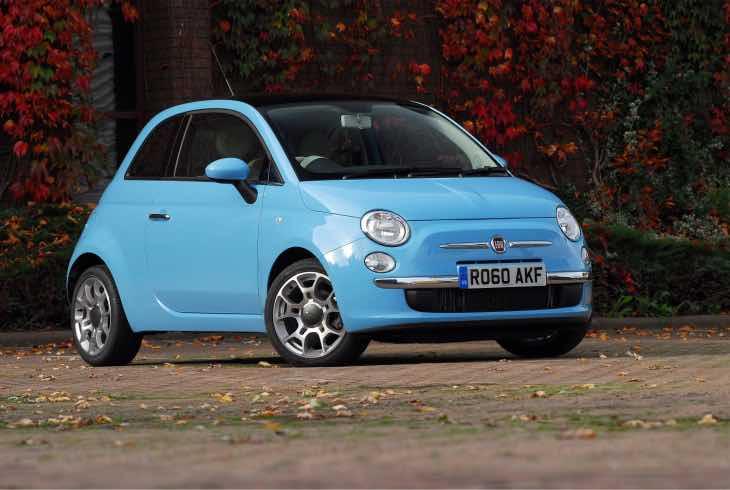Fiat 500 recall