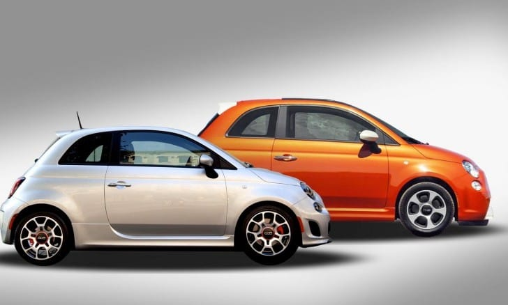 Fiat 500e recall for August 2013 is minor