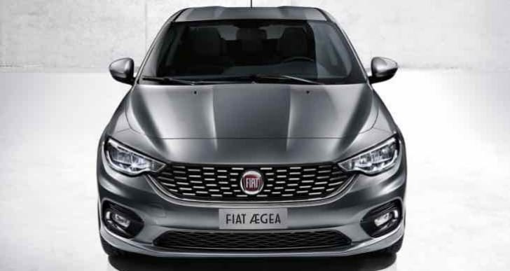 Fiat Aegea name and UK release not yet confirmed