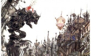 Final Fantasy 6 assurance for iOS and Android release date