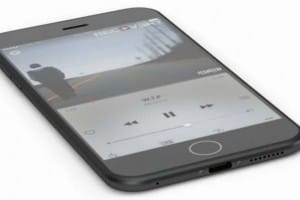 iPhone 7 speakers with improved sound hinted