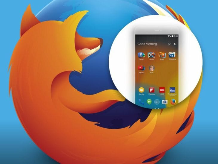 Firefox Launcher for Android weeks away