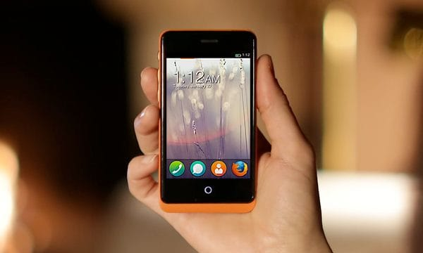 Firefox OS Phone sees double, Keon and Peak