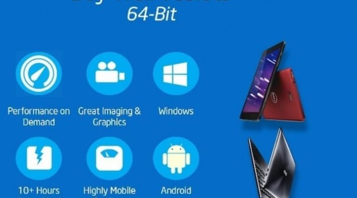 First Android 64-bit tablet not Nexus 7 2014