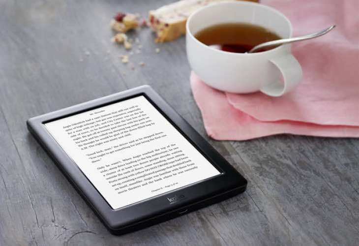 First Kobo Glo HD reviews expected end of April
