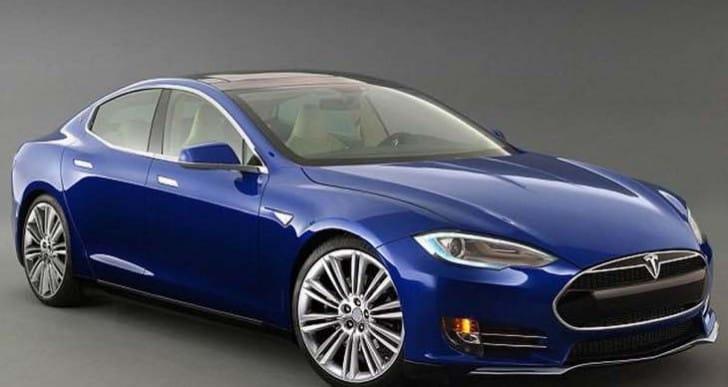 First Tesla Model 3 images revealed next month
