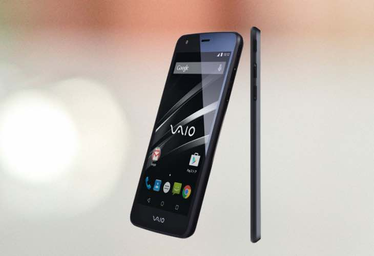 First VAIO Phone a Nexus 4 clone