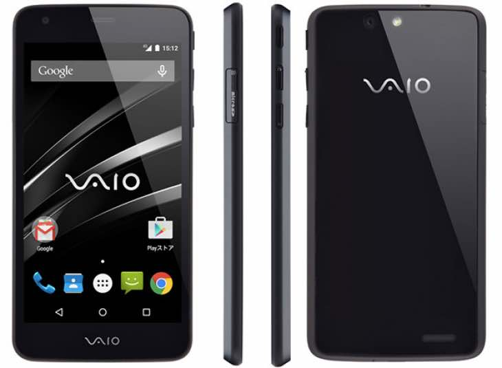 First VAIO smartphone more a copy