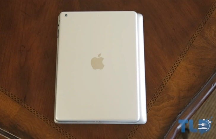 First iPad 4 vs. iPad 5 review not what it seems
