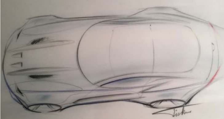 Fisker Force 1 design cannibalization for enhancements