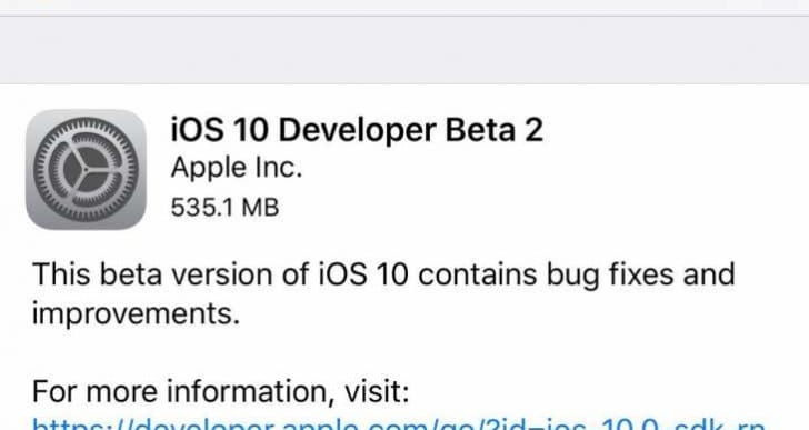 iOS 10 beta 3 release time urgency for lock screen problems
