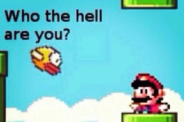 Flappy-Bird-Mario