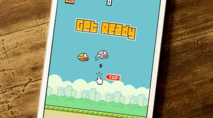 Flappy Bird alternatives added every 24 minutes to App Store