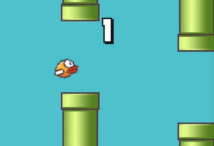 Flappy Bird app for Android