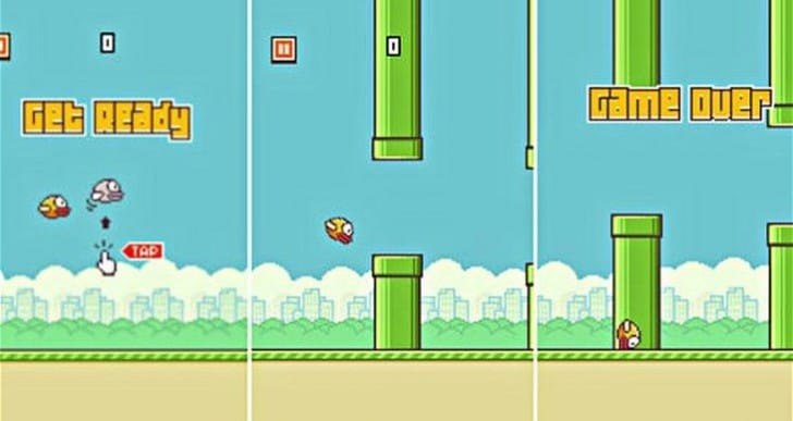 Flappy Bird enhanced version to fly again