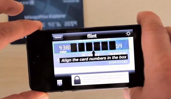 Flint mobile payment app takes on Square and PayPal