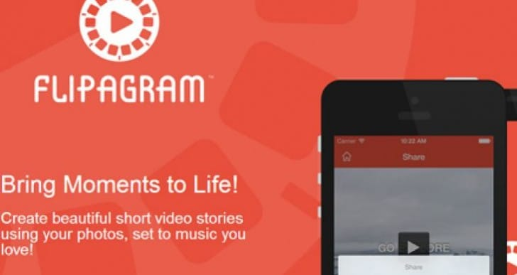 Flipagram gains iPad, iOS and Android update