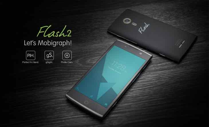 Flipkart Alcatel Flash 2 registration