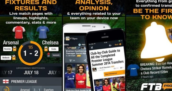 Focused Chelsea, Man Utd news now possible in FTBpro