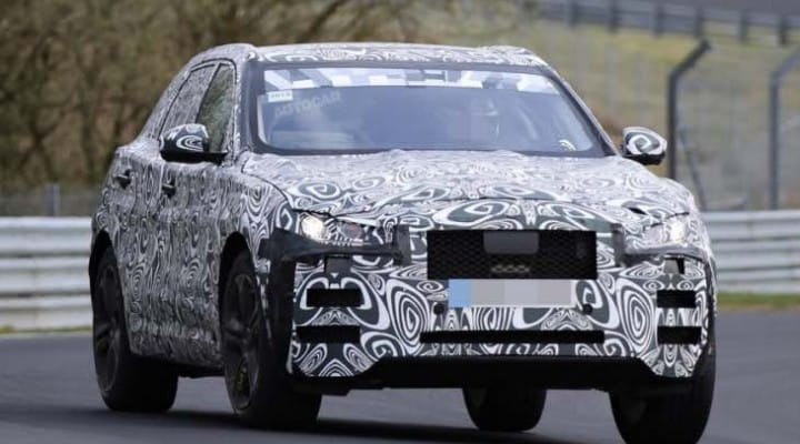 Focusing on Jaguar F-Pace performance