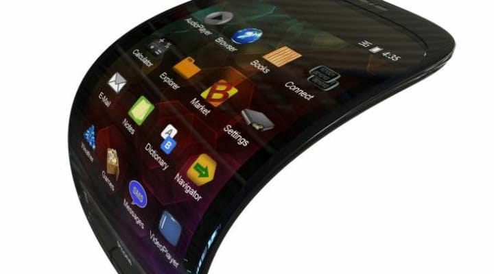 Foldable displays for Galaxy S7 and Note 6 predicted