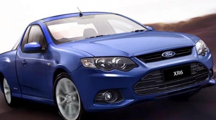 Ford Australia culpability regarding termination of cars
