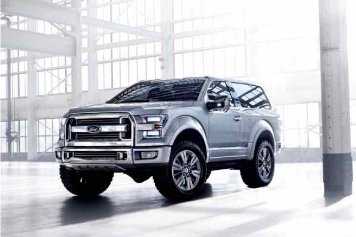 Ford Bronco 2017 production amusingly predicted – Product ...