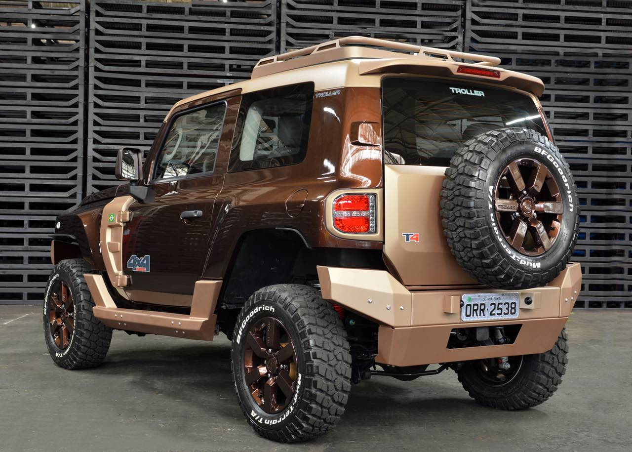 Ford Bronco release candidate