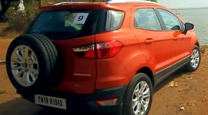 Ford EcoSport price, features and review