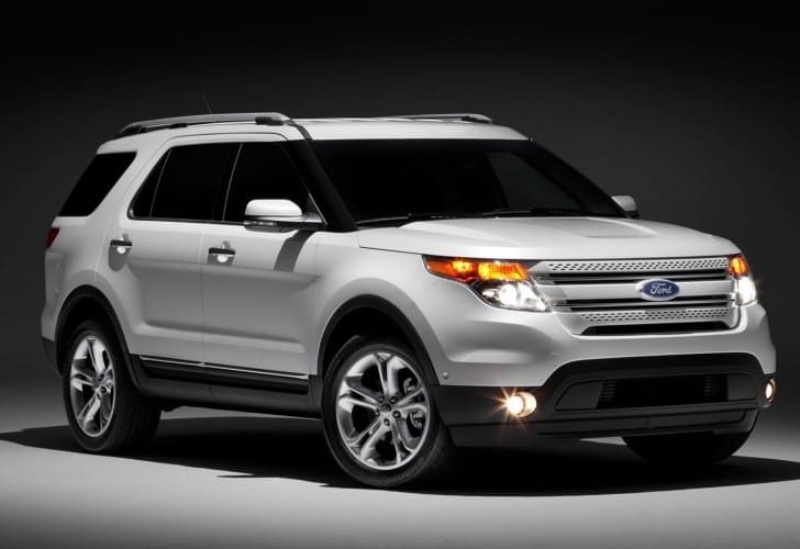 Ford Explorer and E-Series recalls list for affected models