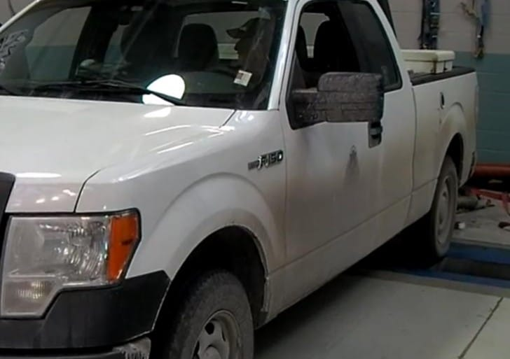 Ford F-150 natural gas conversion kit, Impco vs. Power Fuel CNG