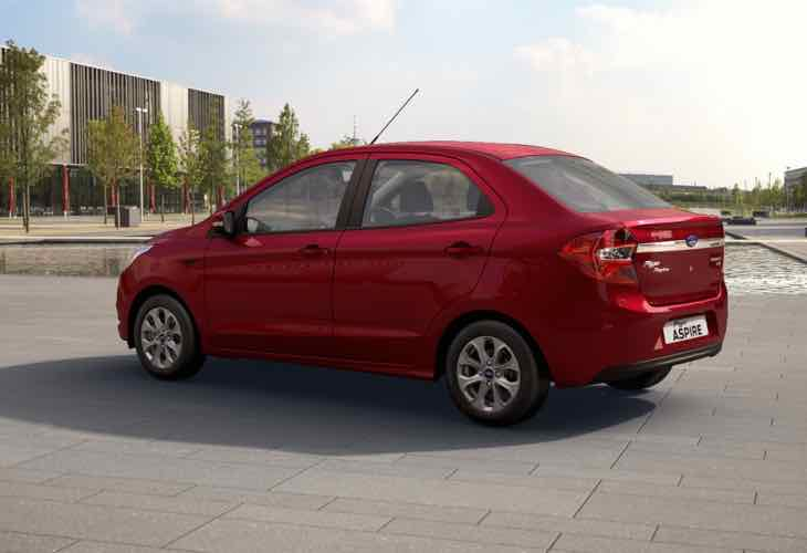 Ford Figo Aspire price