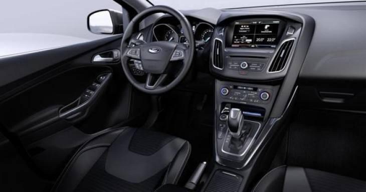 Ford Focus 1.0-liter EcoBoost