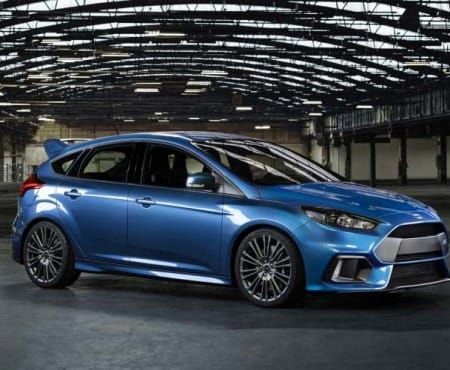 Ford Focus RS 2015 and decently spec'd Mustang dilemma