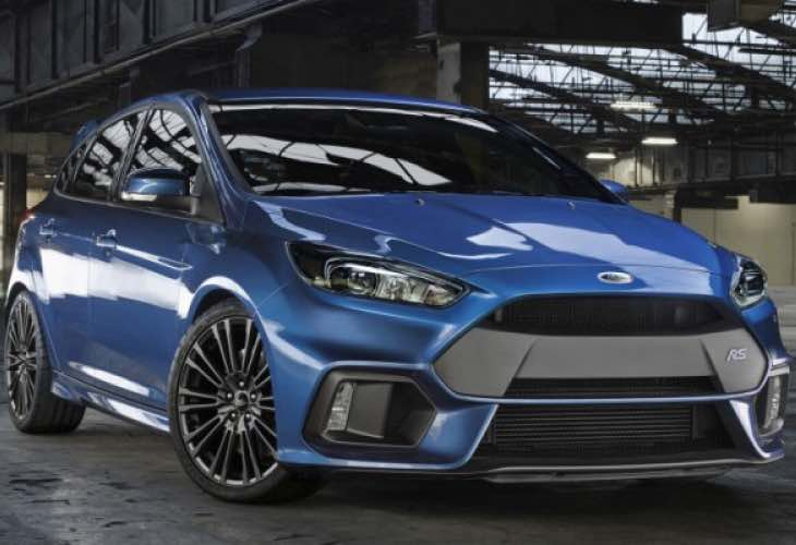 Ford Focus RS 2015 price